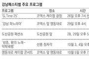 """""""나도 강남스타일∼"""" 강남페스티벌 26일 팡파르"""