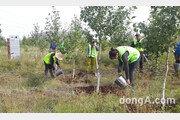오비맥주, 22일 '카스 희망의 숲' 부스 마련… 환경 문제 개선에 동참