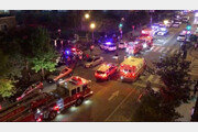 美 워싱턴서 하룻밤 새 총격사건 2건으로 2명 사망