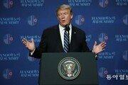"""트럼프 """"이란 국영은행 제재…군사옵션 항상 준비돼"""""""