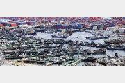 태풍 '타파' 영향, 부산 23일 새벽까지 최대 500㎜ 물폭탄