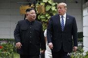 """트럼프 """"美 가장 좋은 일은 김정은과 좋은 관계라는 사실"""""""