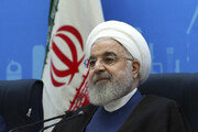 """로하니 이란 대통령 """"제재 해제 전에는 미국과 회담은 없다"""""""