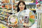 """세븐일레븐, 양 늘린 '장군 비빔밥' 출시… """"남성 한 끼 식사로 거뜬"""""""