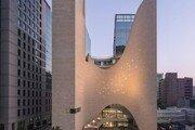 이은석 교수 설계 '새문안교회',  국제 건축상 수상작으로 선정
