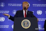 """트럼프, 北 신형 SLBM 발사에도 """"그들과 대화할 것"""""""