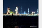 포항제철소, 세계 최장 야경 밝힌다…6㎞ 영일만 라인의 빛