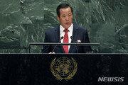 """北유엔대사, 안보리 소집에 """"좌시하지 않을 것…뭘 할지 지켜봐라"""""""