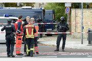 독일서 유대인 성절에 유대교회 피습, 총격으로 2명 사망