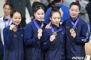 서울, 24년 만에 전국체전 종합 우승…'5관왕' 김서영 MVP