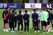 축구대표팀 베스트11 대폭 변화, 유연해진 벤투?
