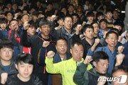 철도노조 파업 돌입… 코레일 대체인력 투입