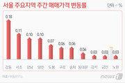 '대출' 옥죈 부동산 단속 여파…서울집값 상승폭 '주춤'
