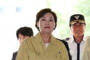 """김현미 장관, 철도파업 해법 질문에 """"노사협의 우선돼야"""""""