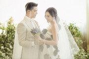 강남♥이상화, 12일 결혼…공개연애 7개월만의 결실