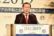 """도쿠노 에이지 세계평화통일가정연합 일본회장 """"한일 해저터널 건설로 갈등 풀자"""""""