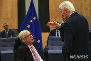 영국, EU와 브뤼셀서 브렉시트 조건 막바지 협상 개시