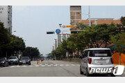 사거리에 '시속 30km 단속카메라' 등장… 민원 속출, 경찰 난감