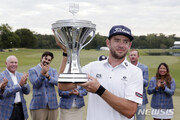 캐디 전전했던 그리핀, PGA 휴스턴 오픈 우승