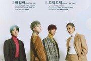 위너, 미니 3집 '크로스' 트랙리스트…타이틀곡은 'SOSO'