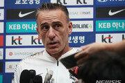 벤투호, 14일 북한 입성…'원정무덤' 김일성경기장 극복할까