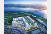 한강과 공원이 눈앞에… 한강이남 최대 지식산업센터 분양