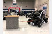 르노삼성, '대구 국제 미래자동차 엑스포' 참가…초소형 전기차 재조명