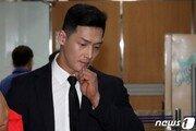 """'차오름 폭행' 양호석 1심서 집유…""""피해자에 일부 책임"""""""