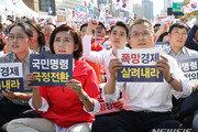 """황교안 """"개혁할 것은 검찰이 아니라 문재인 정권"""""""