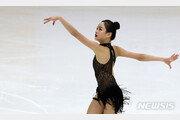 임은수, 시즌 첫 그랑프리 대회서 5위…차준환은 8위로 부진