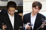 '집단성폭행 혐의' 정준영·최종훈, 21일 8차 공판…증인 신문