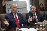 """트럼프 대통령 """"한미 FTA 개정, 미국에 유리하게 이뤄져"""""""