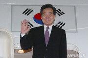 """마이니치 """"李총리-아베 회담, 한일갈등 타개 성과 회의적"""""""