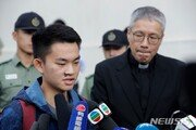 """'홍콩 시위' 촉발한 살인범 홍콩에 사과 """"대만서 벌 받을 것"""""""