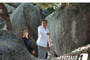 김정은, '금강산 내 남측 시설 철거' 지시 현장에 최측근 총출동