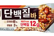 [Food&Dining]오리온 '단백질바' 400만개 돌파