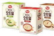 [Food&Dining]동서식품 '화이버 오트밀' 3종 출시