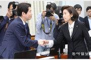 """민주당 """"패트 처리 4당 공조""""… 한국당 """"야합"""""""