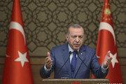"""에르도안 터키 대통령""""쿠르드 철수 안하면 청소하겠다"""" 경고"""