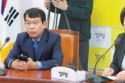 """심상정 """"한국당 작년 의원정수 확대 동의""""… 나경원 """"없는 합의 있다고 하지말라"""" 반박"""