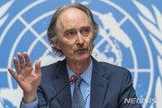 """유엔 """"시리아 북동부 전투로 난민 10여만명  생명 위협"""""""