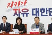 """한국당 """"국민 3명 중 2명 '국회의원 300명도 많다' 응답"""""""