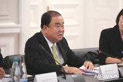 """日 참의원 의장, 문희상 '일왕 사죄' 발언 사과 서한 반송…""""불충분"""" 이유"""