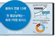 토스, 경력직 파격 영입… 핀테크 기업들 '인재 모시기' 경쟁 치열