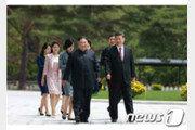 """시진핑, 김정은에 답전…""""긴밀한 의사소통 유지"""""""