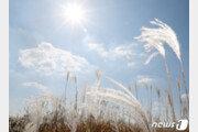 [날씨]5일 쾌청한 가을 하늘…일교차 10도 이상 '감기 조심'
