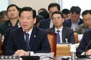 """정경두 """"장성 수사는 공수처보다 軍 사법체계 적용해야"""""""