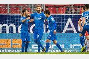 이청용 89분 활약…보훔, 뉘른베르크에 3-1 승