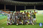 """월드컵 토너먼트에 돌입한 U-17 축구대표팀…""""형님들, 기다려"""""""
