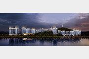서울시내 부촌 지도를 만든 파워브랜드, GS건설의 '자이(Xi)'